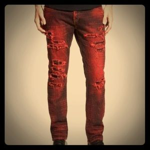 PRPS Other - PRPS Red Jeans