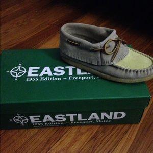 Eastland Shoes - East land 1955 woman's shoe,new,original packaging