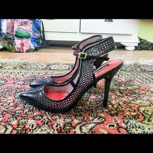 Charles Jourdan Shoes - Charles Jourdan Power Heel 🖤