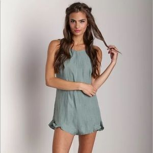 Stone Cold Fox Other - Stone cold fox amour jumper sea green size 1