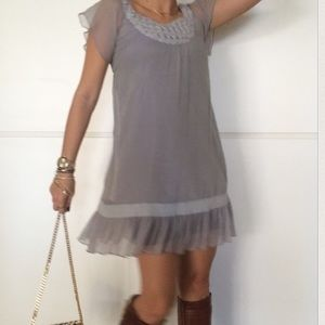 Dresses & Skirts - Cute grayish dress