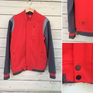 lululemon athletica Other - lululemon Colorblock Varsity Jacket