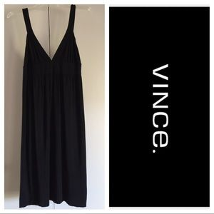 Vince Dresses & Skirts - Vince black dress - size small