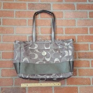 designer coach diaper bags x4zp  Coach Handbags