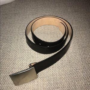 Other - Black dress belt
