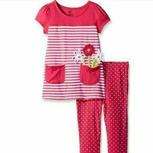 Kids Headquarters Other - GIRLS by Kids Headquarters SZ 18MO NEW IN PKG