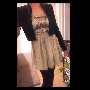 Ann Demeulemeester Dresses & Skirts - 75%OFF🔥Ann Demuelemeester Silk Strap Corset 👗