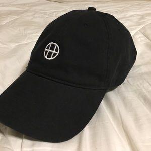 HUF Other - HUF strap back dad hat