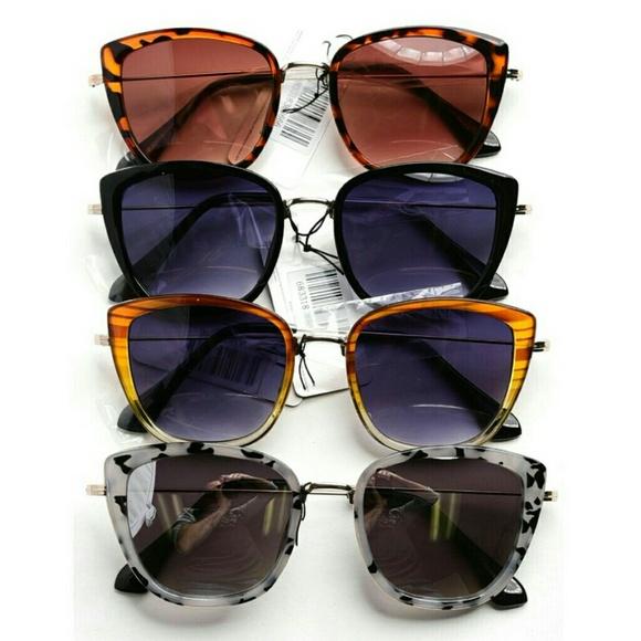 1eyed 1der boutique Accessories - Subtle Cat Eye Sunglasses