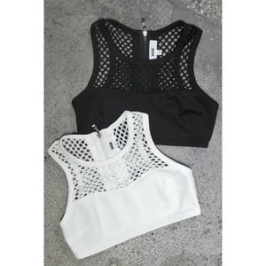 clmayfae Other - Mesh Sports Bra 2 colors