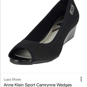 Anne Klein Shoes - Anne Klein Sport Camrynne Wedges