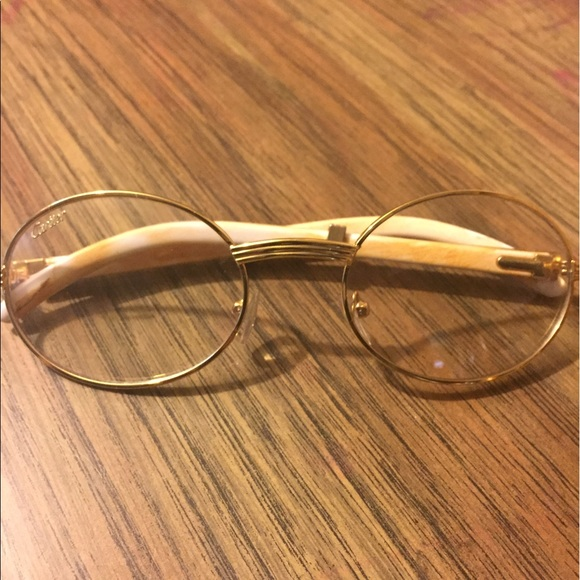 0fe39bbfac03 Carter s Accessories - Cartier vintage circle glasses