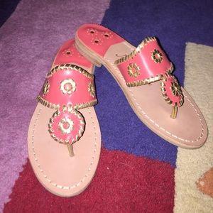 Jack Rogers Shoes - Jack Rogers Nantucket Sandal