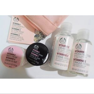 Sale Body Shop Skin Care Starter Kit Boutique