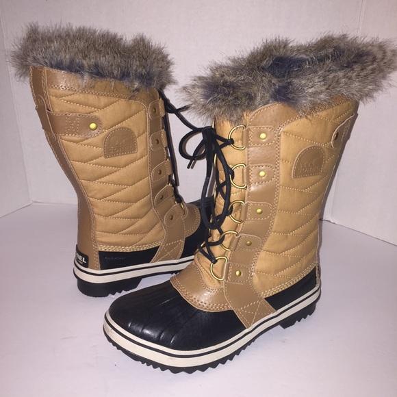 Sorel sorel torino ii snow winter rainboots boot sz 6 5 for Banana republic torino