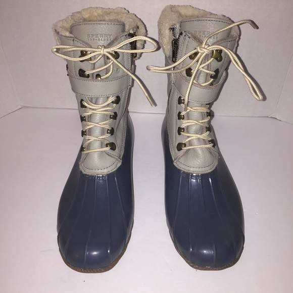 Sperry Top Sider Sperry x J Crew Shearwater Duck Boots
