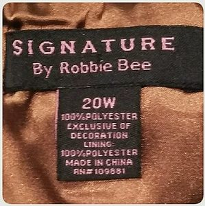 Robbie Bee Dresses - *HOST PICK* SALE*Robbie Bee  Halter Dress 20W