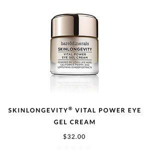 BareMinerals Skinlongevity Eye Cream EyeshadowPrep