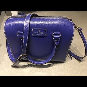 Kate Spade Like New Alessa Wellesley Satchel