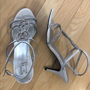 "M by Marinelli glamor sandal ""twinkle ice"""