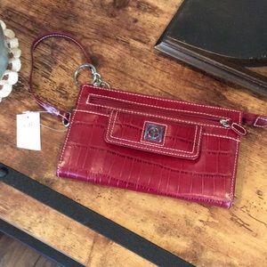 Giani Bernini Handbags - Giani Bernini wristlet NWT