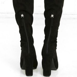 Steve Madden Shoes - Over the Knee Boot