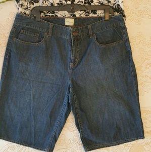 Women's Ladies Denim Shorts Size 14 on Poshmark