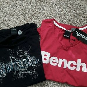 Bench Tops - Bench Women tee Size M
