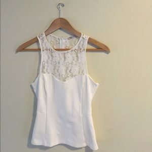 Zara Lacey top. Very pretty. Worn once in wedding