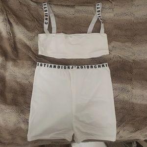 014e3c52f3 Christian Dior Intimates   Sleepwear - Dior style bra and underwear ...