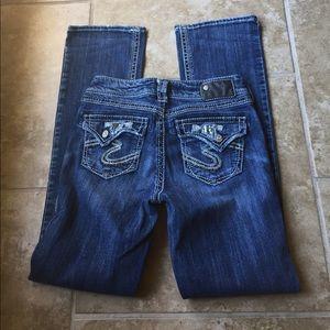 Silver Jeans Denim - Silver jeans bootcut sz 26