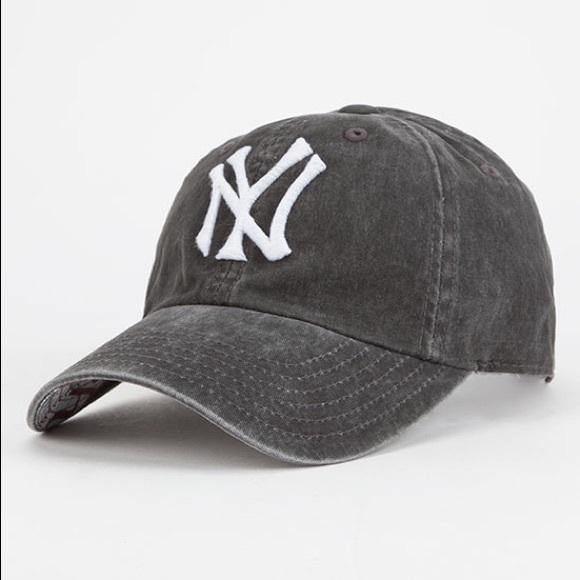 American Needle Accessories New York Yankees Vintage Dad
