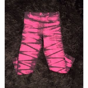 Nux Pants - Nux Crop Legging