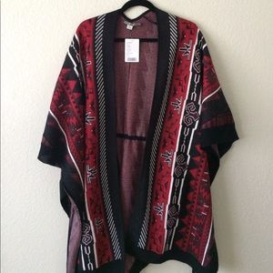 Urban Outfitters Tops - Urban Outfitters Tribal Shawl