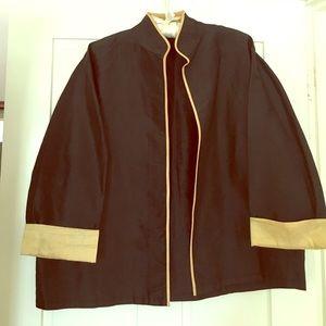 Hand Woven Silk Jacket