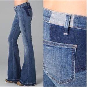 TEXTILE Elizabeth and James Denim - Elizabeth and James Textile Jimi flare jeans 28