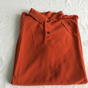 GAP Other - Men's burnt orange polo shirt from the Gap