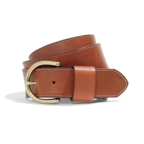 Madewell Accessories - NWOT Madewell perfect leather belt - final price.