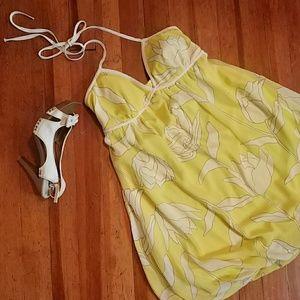 Charlotte Russe Dresses & Skirts - Sunny yellow dress