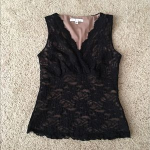 Cabi lace sexy top