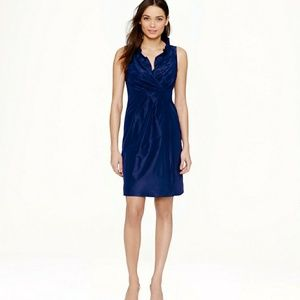 J. Crew Dresses & Skirts - J. Crew Blakely Dress in Silk Taffeta
