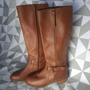 Seychelles Shoes - Seychelles tall brown leather riding boots
