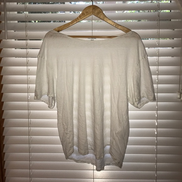 James Perse Tops - White Tshirt James Perse