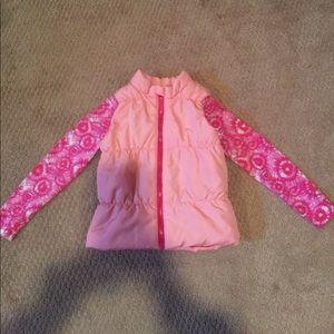 Grane Other - Girls vest/long sleeve t combo