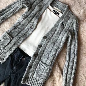 Abercrombie & Fitch Sweaters - Abercrombie cardigan