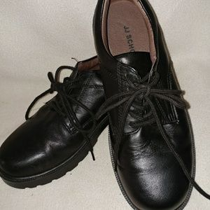 Jumping Jacks Shoes - Jumping jacks Tommy mens black leather size 8m