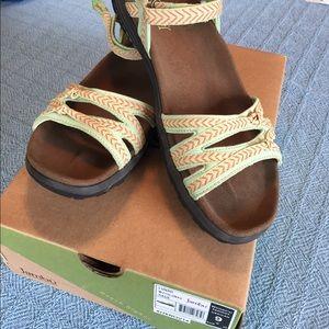 Jambu Shoes - Jambu Sandals- size 9