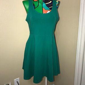 Women\'s Express Peplum Dress on Poshmark