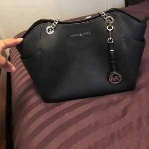 Michael Kors Handbags - MK black purse