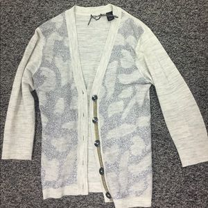 Cardigan worn once